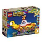 送料無料・在庫品 レゴ (LEGO) アイデア イエローサブマリン 21306 ビートルズ