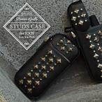 アイコス ケース カバー Studs Case for IQOS 2.4Plus対応 電子タバコ ホルダー 本体