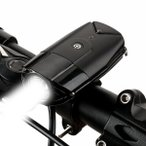 自転車前照灯 自転車ヘッドライト懐中電灯機能付