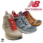 ニューバランス new balance HVL710 メンズ スニーカー ワイズD ミッドカット カジュアルシューズ スニーカーブーツ  ベージュ グレー レッド