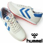 ヒュンメル hummel スニーカー メンズ レディース 201593 ローカット セブンティーワン SEVENTYONE