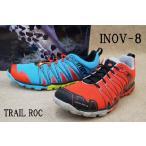 イノヴェイト トレイル ロック / INOV-8 TRAIL ROC メンズ カジュアルシューズ トレイル アウトドア INV2307U1(RED/BLACK) INV2308U0(AQUA/LIME/RED)