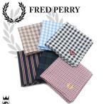 フレッドペリー FRED PERRY レディース メンズ f9912 Handkerchief  ハンカチーフ メンズ アパレル 小物 カジュアル ビジネスマン ハンカチ