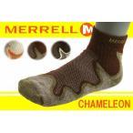 メール便可  メレル J9000140 カメレオン M(約25〜28cm) MERRELL CHAMELEON Multi-Sport Low/Midweight 靴下 メンズ ソックス *ラッピング不可*