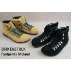 ビルケンシュトック フットプリンツ ミッドランド / BIRKENSTOCK Footprints Midland メンズ マウンテンブーツ カジュアル 444181(Sch) 444431(Bra)
