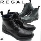 リーガル REGAL 靴 メンズ 紳士靴 レインシューズ 81JR レースアップシューズ ウイングチップ レインブーツ スノーシューズ スノーブーツ 長靴 ビジネス 通勤