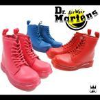 ドクターマーチン Dr.Martens  男の子 女の子 子供靴 キッズ ジュニア 16552400・16559650・16560601 レースアップブーツ ショート丈  サイドジップ