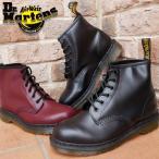 ショッピングドクターマーチン ドクターマーチン 靴 101 / Dr.Martens 6EYE BOOT メンズ レディース ブーツ ショート丈 6ホールブーツ ユニセックス 10064001(BLACK) 10064600(CHERRY RED)