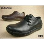 Dr.Martens 靴 KIRK 【ドクターマーチン カーク ビジネスシューズ コンフォート ブラック 3EYE