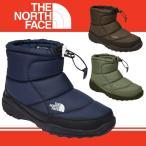 ザ ノースフェイス NF51482 ヌプシ ブーティー ウオータープルーフ3 ショート ブーツ スノーブーツ ユニセックス THE NORTH FACE メンズ レディース