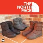 ザ・ノースフェイス THE NORTH FACE レディース メンズ ブーツ NF51585 ヌプシブーティー ウォータープルーフ    スノーブーツ ショート