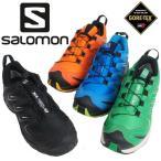 サロモン 靴 salomonメンズ スニーカー XA プロ 3D GTX   ゴアテック トレイルランニング ハイキング ノルディックウォーキング