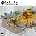 コロンビア Columbia レディース メンズ YU3483 TRANSIT MID 160(Fossil) 738(Gold leaf)  レッキングシューズ ブーツ キャンプ アウトドア