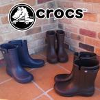 クロックス crocs レニー II ブーツ メンズ ブーツ 16010 reny II boot カジュアル レインブーツ 長靴 雨