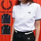 フレッドペリー FRED PERRY レディース フレッドペリーシャツ G3600 ポロシャツ 半袖シャツ 襟付き トップス ウェア月桂樹 鹿の子 アパレル