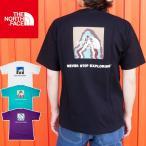 ザ・ノースフェイス THE NORTH FACE アパレル メンズ レディース NT31901 ショートスリーブマウンテンシェイキングTシャツ 半袖 Tシャツ クルーネック 丸首 厚手