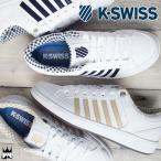 ケースイス K-SWISS メンズ スニーカー 05030 BARNWELL S CMF ローカット チェック柄 125 ホワイト/カーキ 135 ホワイト/ネイビー