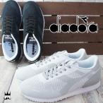 ショッピングディアドラ ディアドラ DIADORA 靴 タイタン ウィーブ メンズ スニーカー ローカット ロウカット ランニングシューズ スポーツ 運動靴 替え紐付き ブラック グレー 171829