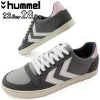 ヒュンメル hummel スニーカー メンズ レディース 203373 スリマー スタディール ロー ローカット 運動靴