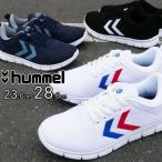 ヒュンメル hummel スニーカー メンズ レディース 204512 エフェクタス ブリーザー ローカット 軽量 トレーニングシューズ 靴