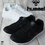 ヒュンメル hummel エフェクタス ブリーザー レディース メンズ スニーカー EFFECTUS BREATHER ローカット シンプル ランニング 軽量 黒 白 ブラック ホワイト
