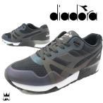 ショッピングディアドラ ディアドラ DIADORA 靴 N9000 MM ホログラム メンズ スニーカー ニュートラ9000 HOLOGRAM ローカット 替え紐付き ランニングシューズ スポーツ ブラック 黒