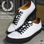 フレッドペリー FRED PERRY 靴 × ジョージコックス メンズ B8279 GEORGE COX コラボ クリーパー レザー ホワイト