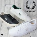 フレッドペリー FRED PERRY 靴 メンズ スニーカー スペンサー レザー ローカット シンプル 月桂樹