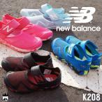 ニューバランス new balance 男の子 女の子 子供靴 キッズ ジュニア メリージェーン KA208 ベルクロ マジック サマーシューズ アクアシューズ 夏 水辺 水遊び