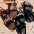 メレル MERRELL メンズ サンダル スポーツサンダル スポサン サンドスパー バックストラップレザーJ598611 ブラック 黒 J598613 ブラウン
