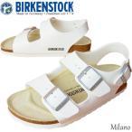 ビルケンシュトック BIRKENSTOCK ミラノ Milano サンダル メンズ 0034731 ノーマル幅 バックベルトサンダル コンフォートサンダル ホワイト