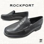 ロックポート ROCKPORT 靴 メンズ ローファー クラシックローファー ペニー ビジネスシューズ リクルート フレッシャーズ 冠婚葬祭 ブラック BLACK 黒 M76443