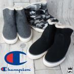 チャンピオン Champion バージニア MD レディース メンズ ブーツ ショートブーツ スニーカーブーツ メイドインジャパン 日本製 起毛素材 冬 靴