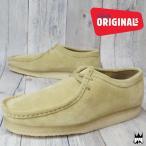 ショッピングクラークス クラークス Clarks ワラビー 靴 メンズ ブーツ 26103760 Wallabee カジュアルシューズ ショートブーツ スエード メープルスエード クレープソール