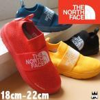 ザ・ノースフェイス THE NORTH FACE 男の子 女の子 子供靴 キッズ ジュニア スリッポン NFJ51847 K ウルトラ ロー 3 リラックスシューズ バンド スニーカー Low