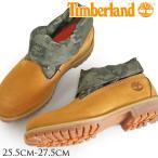 ティンバーランド Timberland ブーツ メンズ A1QY4 ウィート/カモ ロールトップ 2WAY ショートブーツ カモフラージュ柄