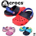 クロックス crocs エレクトロ 2 クロッグ 男の子 女の子 子供靴 キッズ チャイルド 15608 クロッグサンダル アクアサンダル 子供靴 水遊び アクアシューズ