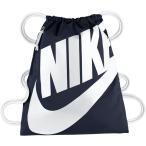 ナイキ NIKE トレーニングバックパック メンズ レディース BA5351 13L ヘリテージ ジムサック スポーツバッグ ナップザック シューズバッグ