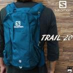 サロモン SALOMON メンズ レディース バッグ L37998700 20L トレイル20 トレイルマラソン デイパック ザック リュック スポーツ ランニング ハイキング