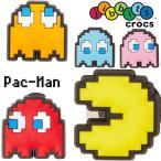 クロックス crocs ジビッツ jibbitz パックマン ピンキー ブリンキー クライド インキー Pac-Man ラバークロッグ用アクセサリー