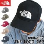 ザ・ノースフェイス THE NORTH FACE メンズ レディース アパレル NN01450 TNF ロゴキャップ コットン フリーサイズ 調整可能 アウトドア