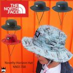 ザ・ノースフェイス THE NORTH FACE メンズ レディース 帽子 NN01708 ノベルティホライズンハット キャンプ フェス UVケア 通気性