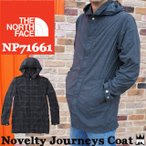 ザ・ノースフェイス THE NORTH FACE メンズ アパレル NP71661 ノベルティジャーニーズコート アウター トップス フード 撥水