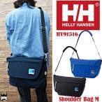 ヘリーハンセン HELLY HANSEN メンズ レディース HY91516 ショルダーバッグ M HH 12L 斜め掛け アウトドア カジュアル