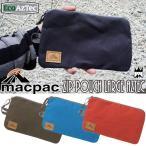 マックパック macpac メンズ レディース MM91600 ジップポーチ ラージ アズテック トラベルケース 旅行 収納 ポーチ 小物入れ 電子機器