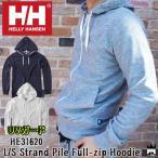 ヘリーハンセン HELLY HANSEN 靴 メンズ レディース アパレル HE31620 ロングスリーブ ストランドパイルフルジップフーディー UVガード トップス パーカー
