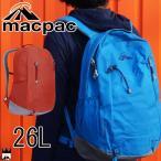 マックパック macpac バッグ MM61606 26L ウェカデイパック リュック デイパック バックパック ハイキング