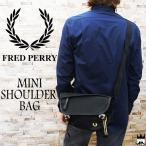 フレッドペリー FRED PERRY 靴 メンズ バッグ F9270 ミニショルダーバッグ 斜め掛け コーデュラファブリック 月桂樹 ローレル