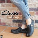 クラークス Clarks レディース コンフォートシューズ 622D Un Loop アンループ 革靴 レザー スリッポン ミセス 靴