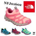 ザ・ノースフェイス THE NORTH FACE 男の子 子供靴 キッズ ジュニア NFJ01602 K ライトウェーブスリップオン スリッポン